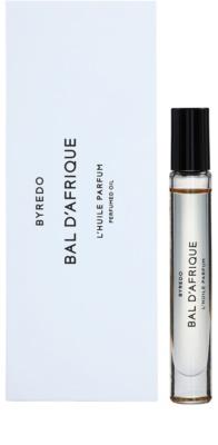 Byredo Bal D'Afrique óleo perfumado unissexo