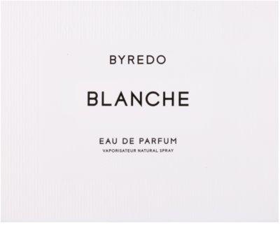 Byredo Blanche Eau de Parfum para mulheres 4