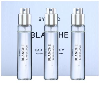 Byredo Blanche Eau De Parfum pentru femei  (3x spray reincarcabil)