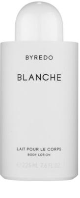 Byredo Blanche leite corporal para mulheres