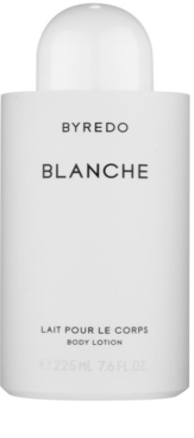 Byredo Blanche тоалетно мляко за тяло за жени
