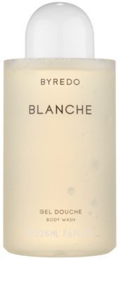 Byredo Blanche gel de duche para mulheres