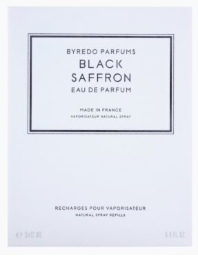 Byredo Black Saffron Eau de Parfum unisex  Dreifach-Nachfüllpackung mit Zerstäuber 3