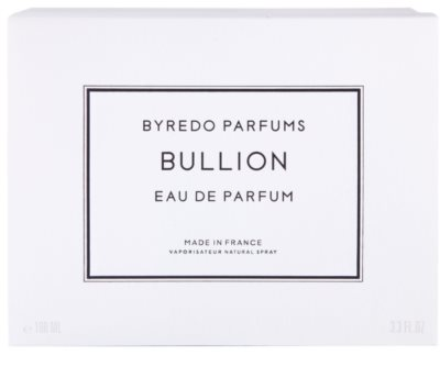 Byredo Bullion eau de parfum unisex 3