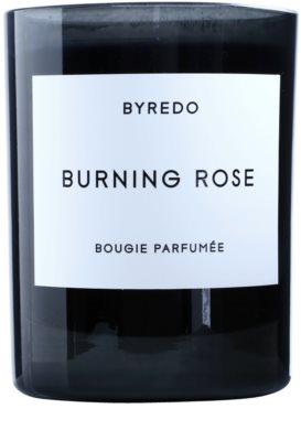 Byredo Burning Rose vela perfumado 1