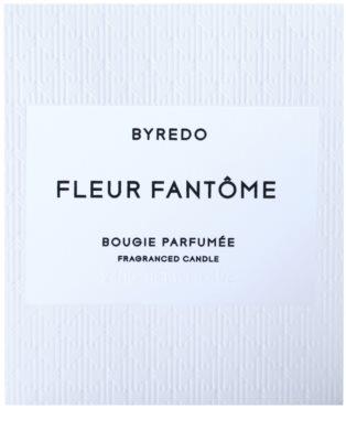 Byredo Fleur Fantome ароматизована свічка 3