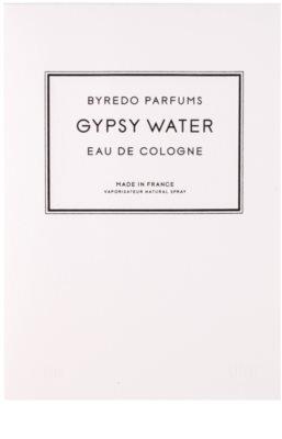 Byredo Gypsy Water Eau de Cologne unisex 4