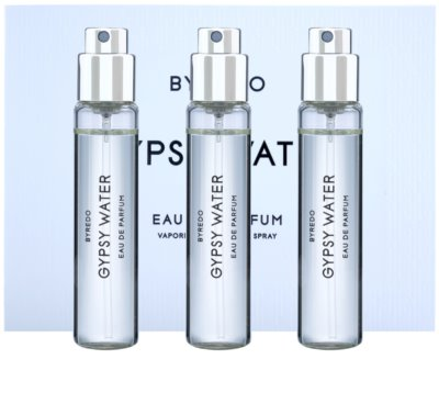 Byredo Gypsy Water Eau De Parfum unisex  (3x spray reincarcabil)