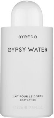 Byredo Gypsy Water testápoló tej unisex