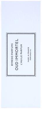 Byredo Oud Immortel парфумована олійка унісекс 4