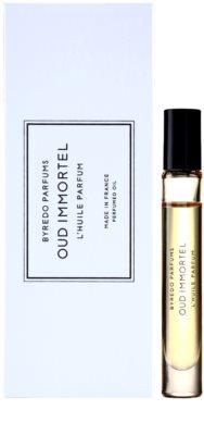 Byredo Oud Immortel óleo perfumado unissexo