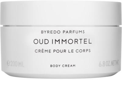 Byredo Oud Immortel Body Cream unisex