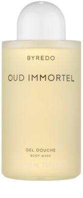 Byredo Oud Immortel gel de duche unissexo