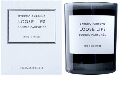 Byredo Loose Lips illatos gyertya