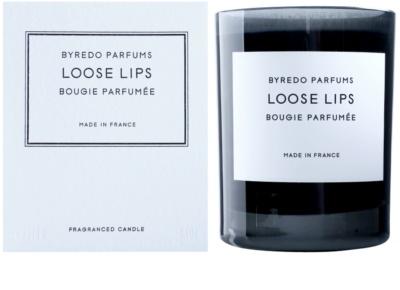Byredo Loose Lips ароматизована свічка