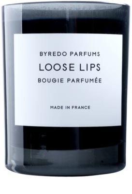 Byredo Loose Lips dišeča sveča 1