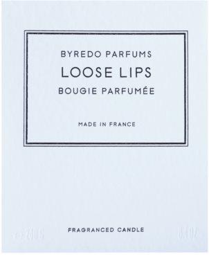 Byredo Loose Lips dišeča sveča 3