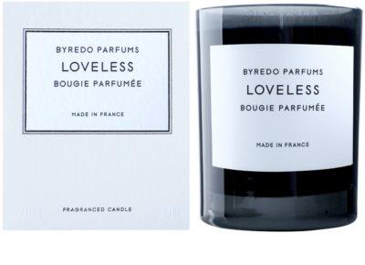 Byredo Loveless vela perfumado