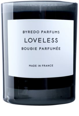 Byredo Loveless Duftkerze 1