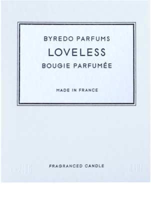 Byredo Loveless Duftkerze 3