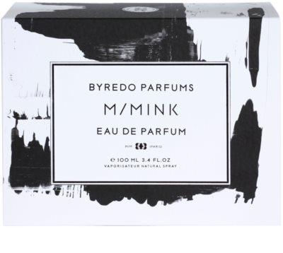 Byredo M / Mink eau de parfum unisex 4