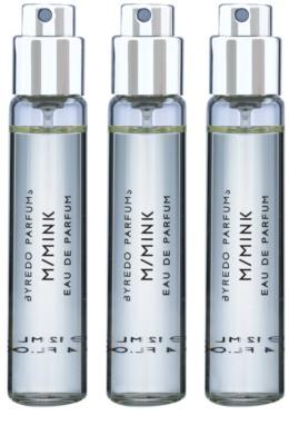 Byredo M / Mink parfumska voda uniseks  (3x polnilo z razpršilcem) 1