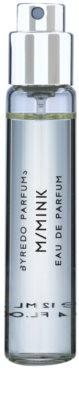 Byredo M / Mink parfumska voda uniseks  (3x polnilo z razpršilcem) 2