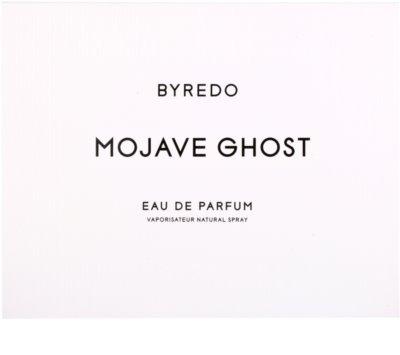 Byredo Mojave Ghost Eau de Parfum unisex 4