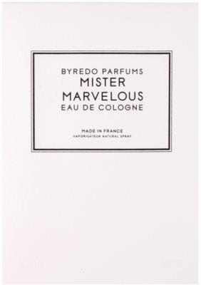 Byredo Mister Marvelous kolonjska voda za moške 4