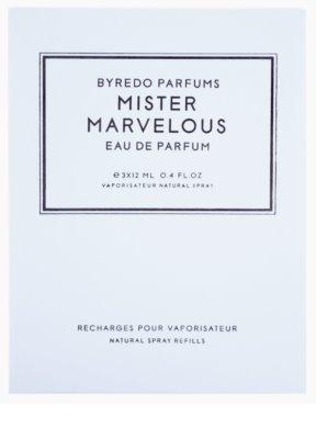 Byredo Mister Marvelous eau de parfum para hombre  (3x recambio con difusor) 3