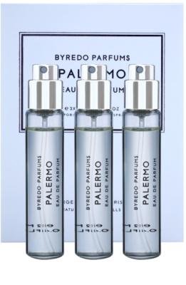 Byredo Palermo Eau De Parfum pentru femei  (3x spray reincarcabil)