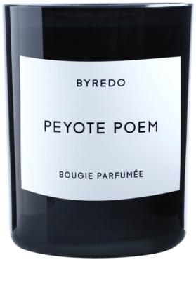 Byredo Peyote Poem Duftkerze 1