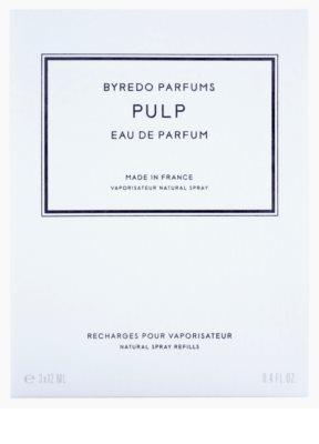 Byredo Pulp Eau de Parfum unisex  Dreifach-Nachfüllpackung mit Zerstäuber 3