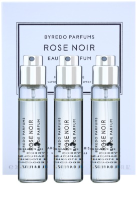 Byredo Rose Noir parfémovaná voda unisex  (3x náplň s rozprašovačem)