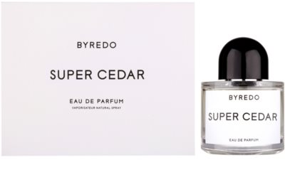 Byredo Super Cedar parfumska voda uniseks