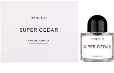 Byredo Super Cedar woda perfumowana unisex