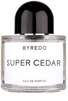Byredo Super Cedar Eau de Parfum unissexo 2
