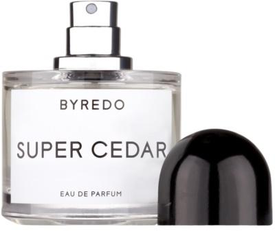 Byredo Super Cedar Eau de Parfum unissexo 3