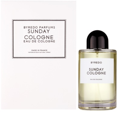 Byredo Sunday Cologne colonia unisex