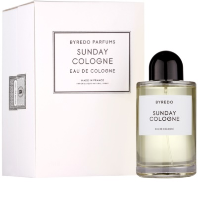Byredo Sunday Cologne colonia unisex 1