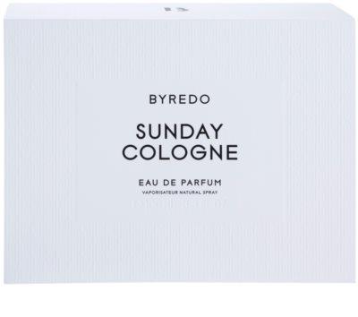 Byredo Sunday Cologne parfémovaná voda unisex 4