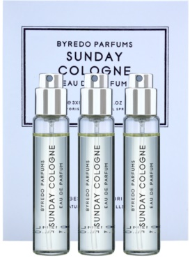 Byredo Sunday Cologne eau de parfum unisex  (3x recambio con difusor)