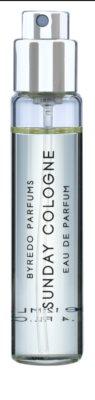 Byredo Sunday Cologne парфюмна вода унисекс  (3 бр.пълнители с пулверизатор) 2
