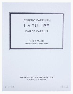 Byredo La Tulipe парфюмна вода за жени  (3 бр.пълнители с пулверизатор) 3
