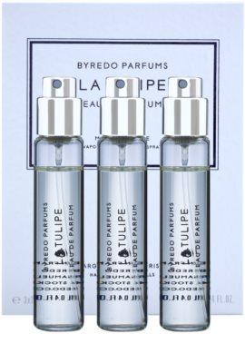 Byredo La Tulipe eau de parfum nőknek  (3x utántöltő szórófejjel)