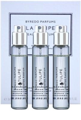 Byredo La Tulipe eau de parfum para mujer  (3x recambio con difusor)
