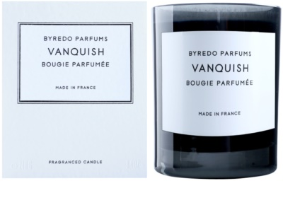 Byredo Vanquish vela perfumado