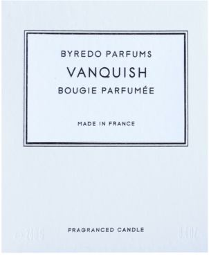 Byredo Vanquish lumanari parfumate 3