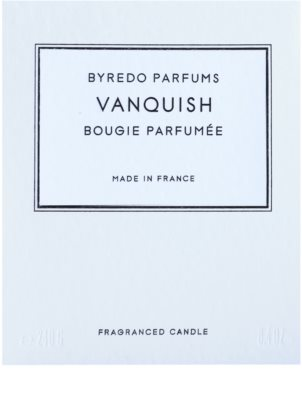 Byredo Vanquish Duftkerze 3