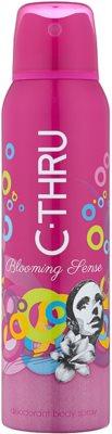 C-THRU Blooming Sense Deo-Spray für Damen